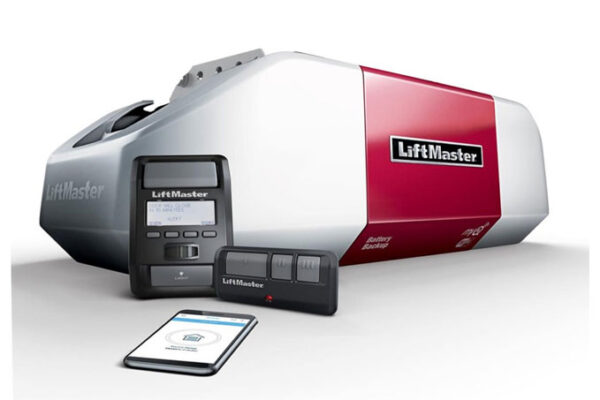 LiftMaster 8587 Garage Door Opener Installed Houston